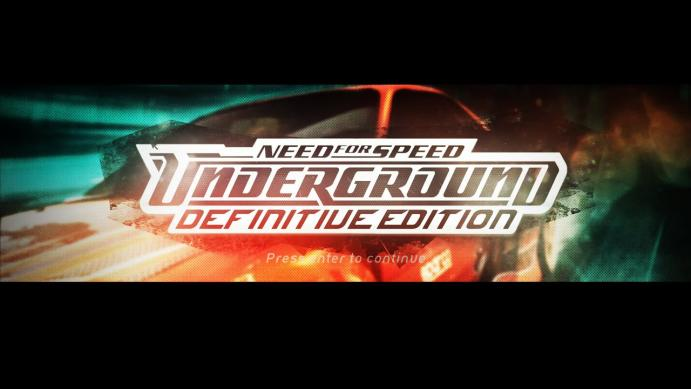 Need for Speed Underground – Definitive Edition