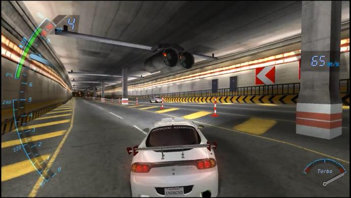 Need for Speed: Underground – Extra Options+